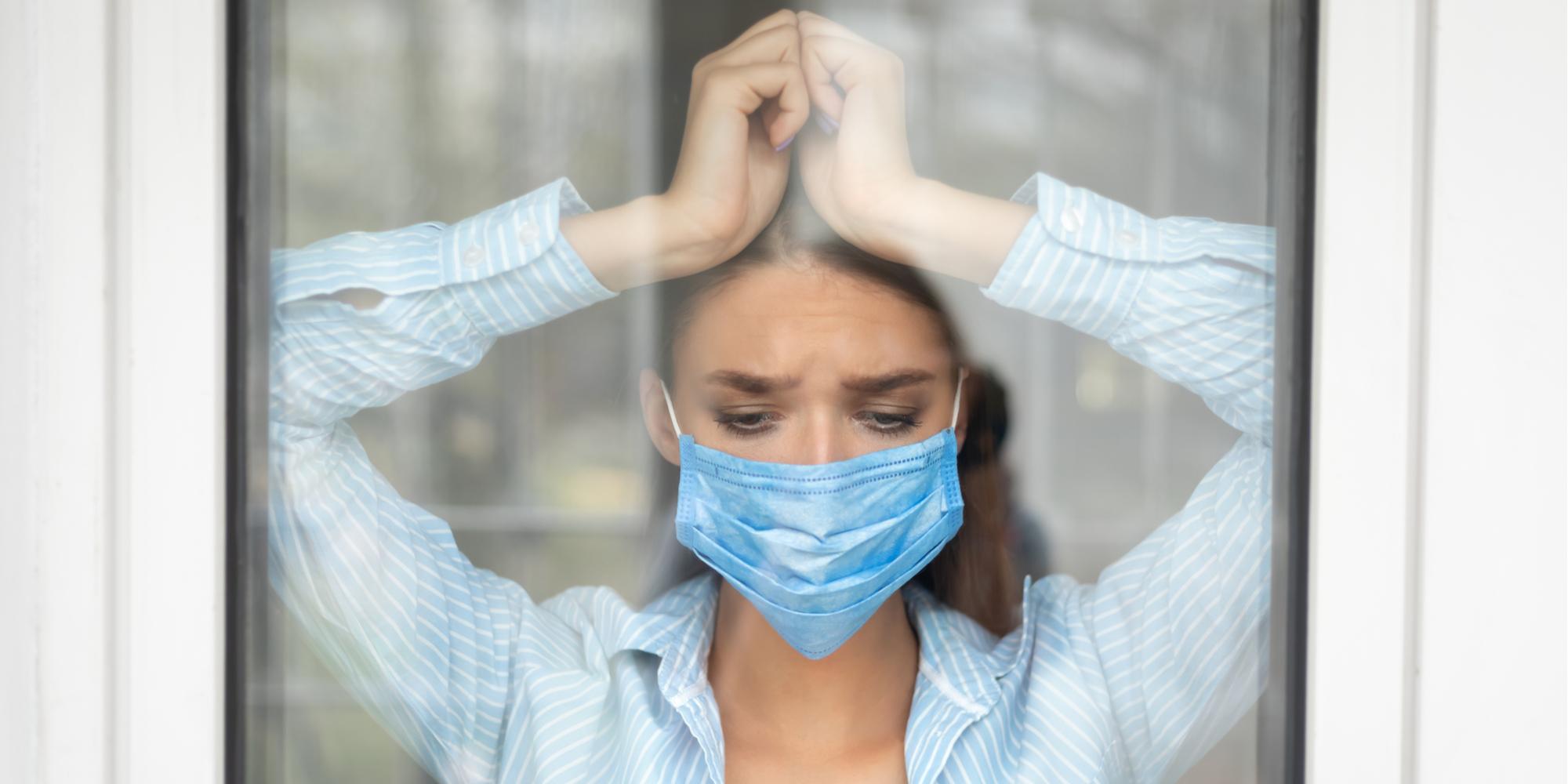 Quarantine Depression